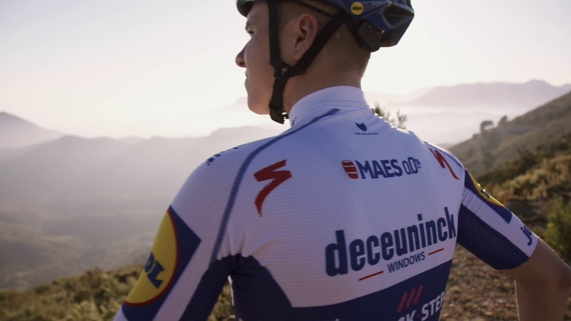 Deceuninck Quick Step unveil 2020 Jersey