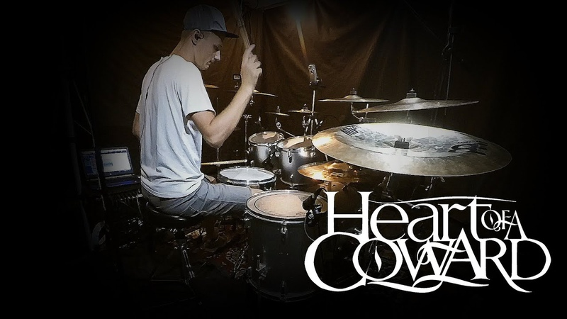 Heart Of A Coward Mouth Of Madness Drum Cover