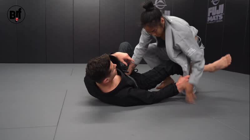Caio Terra - lapel lasso to reverse dela worm control armlock