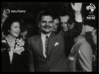 USA: Dewey nominated for Republican candidate for presidency (1948)