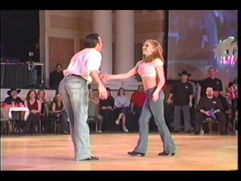 Jason Colacino and Katie Boyle Honky Tonk
