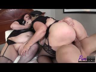 Две пышечки | PLUMPER PASS \ BBW PORN HD