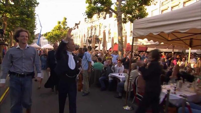 Андре Рьё Концерт в Маастрихте 2010 ru трейлер