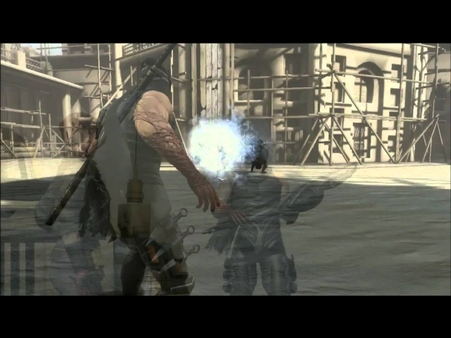 Ninja Gaiden 3 The Cursed Dawn GMV