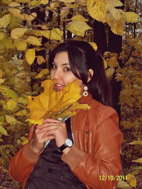 Лейсан Шарафиева, Казань, Россия