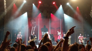 A Moment of Silence / A Moment of Violence - Streetlight Manifesto - Ogden Theatre 2018
