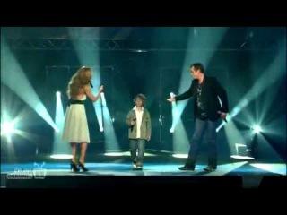 Garou et Celine Dion et Francis Bernier - Sous Le Vent  - hd