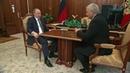 Владимир Путин и глава ФМБА РФ В.Уйба обсудили процесс подготовки российской сборной к Играм в Рио.