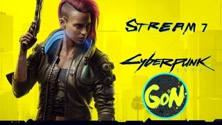 Cyberpunk 2077 V Female, Corporate, Full HD День 7
