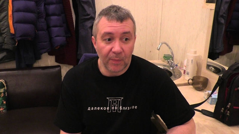 Николай Разуменко к 40 летию Нового театра в 40 лет всё только начинается