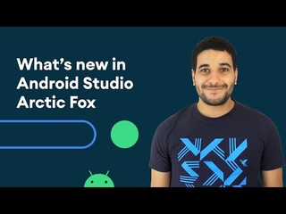 What's new in Android Studio Arctic Fox