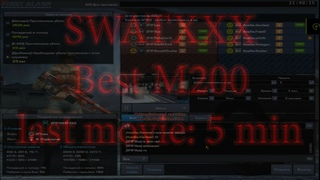 SWATXXX Best M200 of Point Blank part 2 JUST RUSH Last movie: 5 min