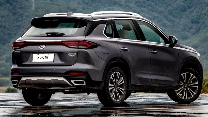 NEW 2019 GAC GS5 - GREAT SUV EXTERIOR AND INTERIOR