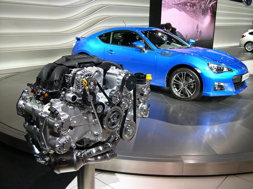 Двигатель Subaru FA20 / Toyota 4U-GSE