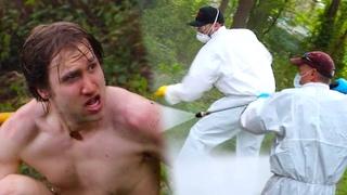 Psycho Dad's Quarantine Lockdown