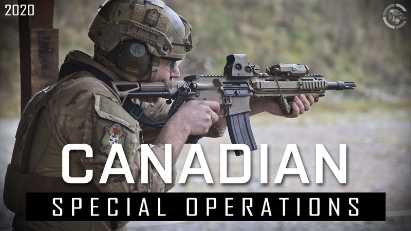 Canadian Special Operations | 2020 | We Will Find a Way