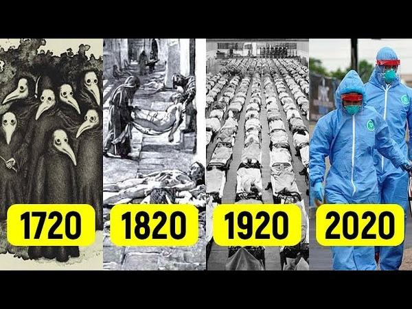 Загадочные 20 е годы каждые 100 лет эпидемия Совпадение или закономерность