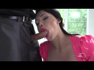 Порно в латексном костюме Aletta Ocean порно HD 1080 секс POVD B