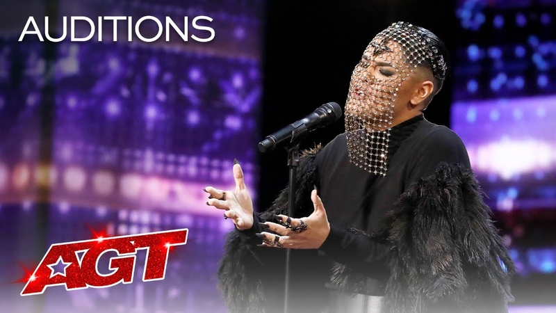Sheldon Riley Surprises the Judges With a Soulful Billie Eilish Cover America's Got Talent 2020