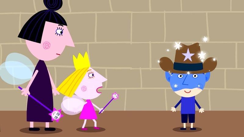 ТОП 6 самых популярных серий мультика Маленькое королевство Бена и Холли Сборник 1 час