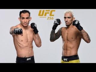 Тони Фергюсон Возвращение на UFC 256 ! соперник Чарльз Оливейра Лучшее Смотрим