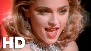 Madonna - Material Girl [Official HD Music Video]