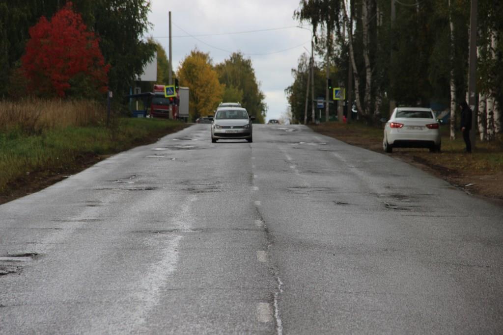 В Можге начали ремонтировать три улицы