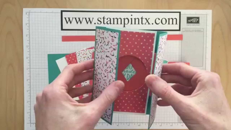 Step by Step Tutorial for Creating a Shutter Card