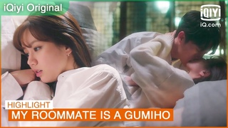 Woo Yeo & Dam spent an unforgettable night together | My Roommate is a Gumiho EP15 | iQiyi K-Drama