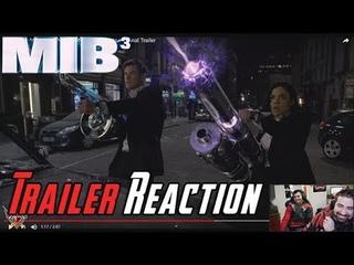 Men in Black: International Angry Trailer Reaction!