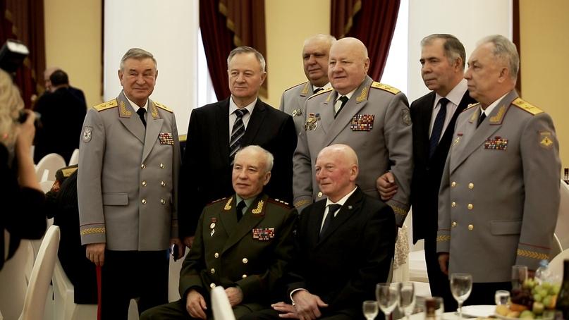 Кинокомпания «Союз Маринс Групп» приняла участие в торжественном приеме Клуба военачальников, изображение №3