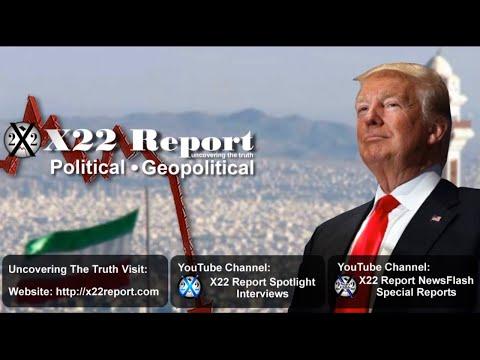 X22 Report vom 06 01 2020 Schmiergelder des Deep State bedroht Sie haben nie erwartet