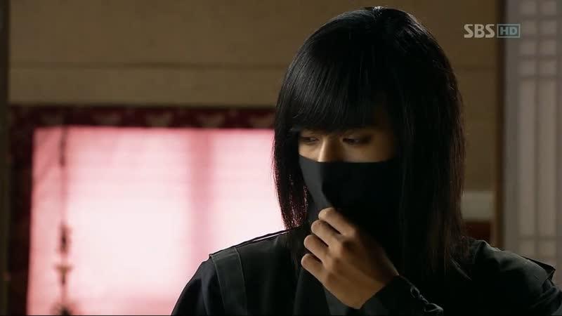 Воин Пэк Тон Су сокращенная версия 20 серия