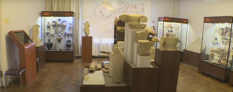 Выставка «Средневековый город Корчев»