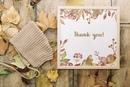 Акварельная коллекция клипарта с милыми лесными животными еж белка медведь и другими акварельными рисунками телега пень дерево мд зонтик осенние листья грибы