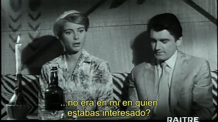 Agguato a Tangeri Un hombre en la red 1958 Riccardo Freda Jorge Grau VOSE