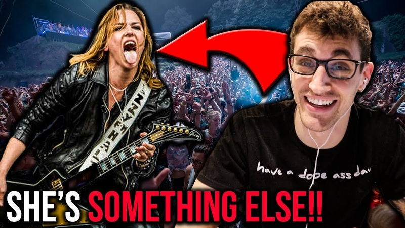 Oh Sh t FIRST TIME Hearing HALESTORM Love Bites So Do I REACTION!!