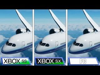 Flight Simulator   Xbox Series S X vs PC   Graphics Comparison & Framerate Test