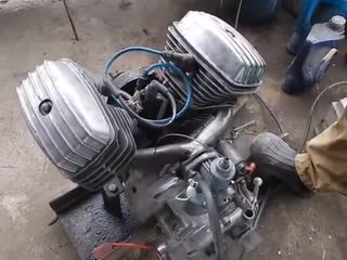 V-twin из Днепра
