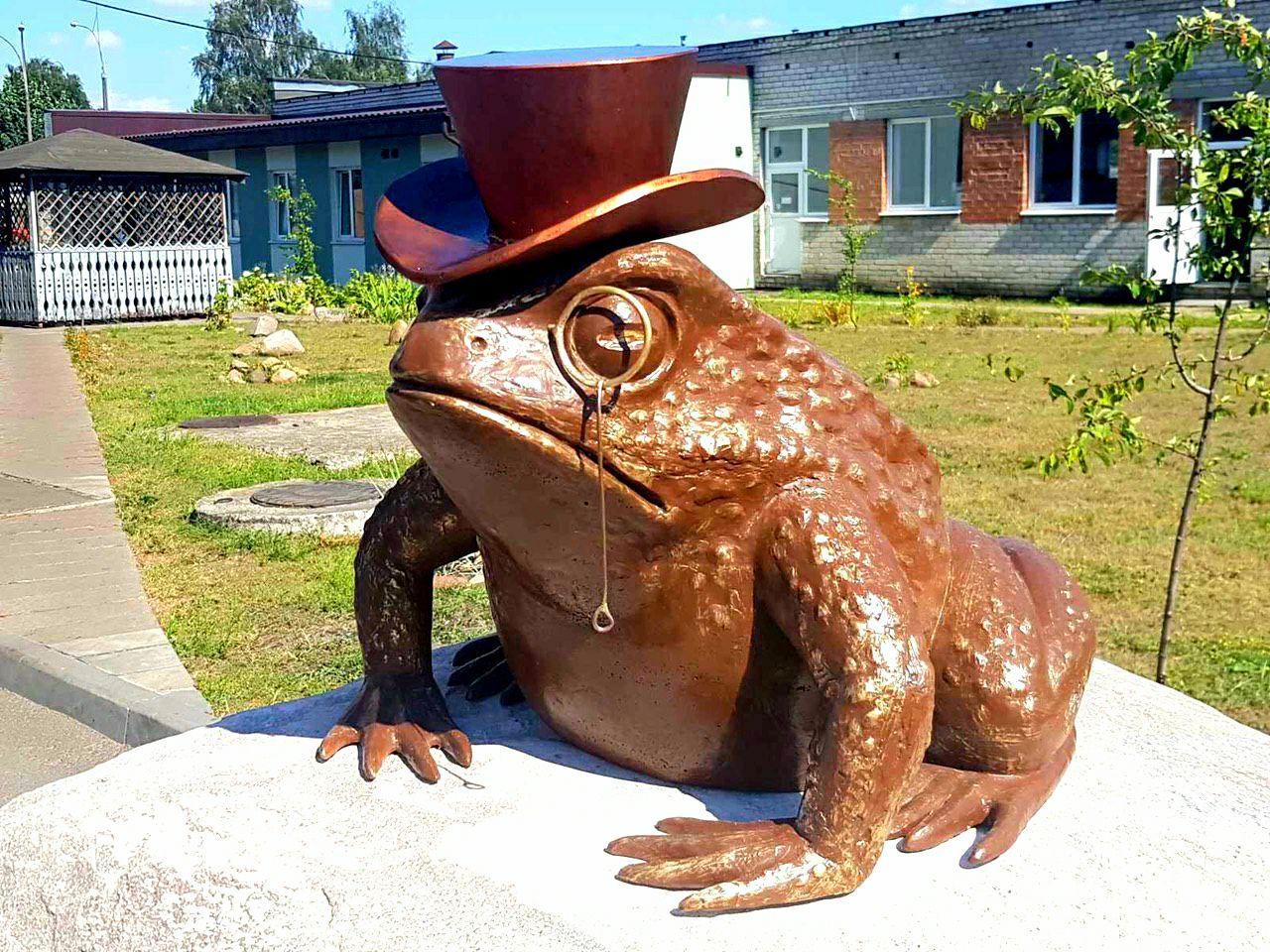 """Вот где брестчане предлагали установить ту самую жабу, которая """"задушила многих"""""""