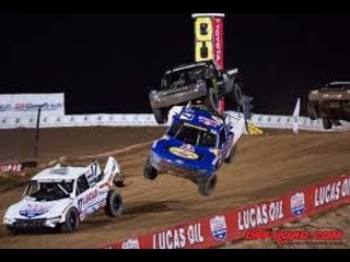 Lucas Oil Offroad racing series 4 wheel parts Duel in the desert pro 4 & Buggy