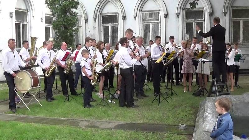 Polka Dziadek - Orkiestra Dęta Kościoła Starokatolickiego Mariawitów w Lipce