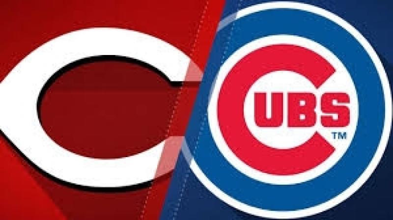 NL 15 09 18 CIN Reds @ CHI Cubs 2 3