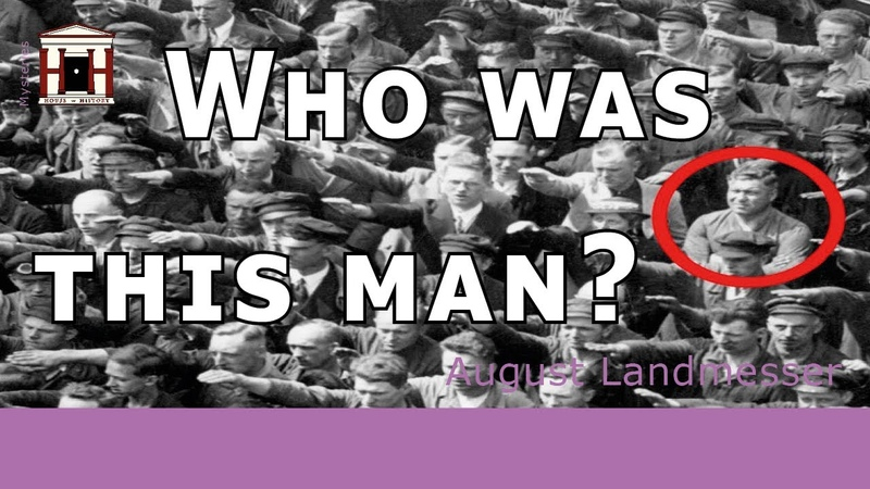 Who was the man that refused to salute