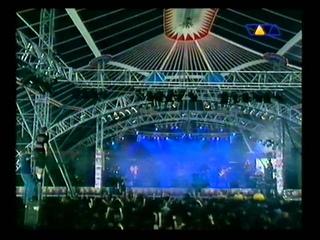 Six Feet Under - War is Coming (live Dynamo festival 1998) VIVA TV Germany