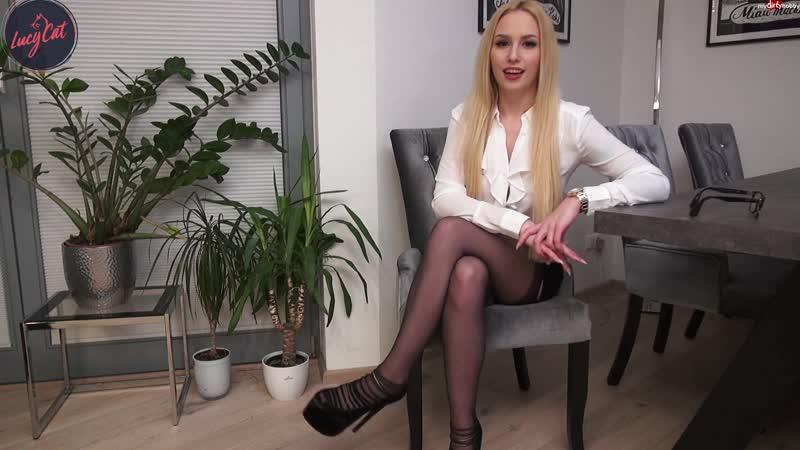 Lucy Cat - Interaktiver Sex - Unglaublich, deine Lehrerin ist 3Loch Begehbar