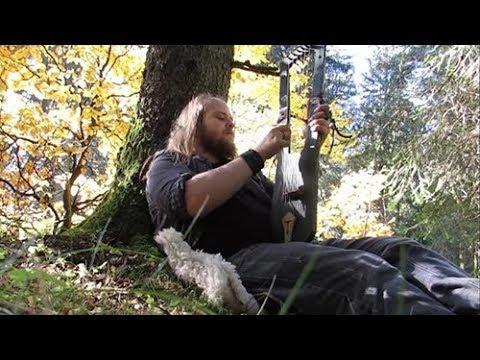 Breath of the Wild on Trossingen Lyre Atelier Skald en Foret Noire