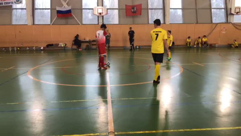 ФК Виктория Химки 5 - 7 ФК Богородское 1952 (2007-2008) 2 тайм