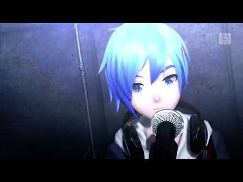 Hatsune Miku Project DIVA Future Tone KAITO Megurine Luka MEIKO Unhappy Refrain PV