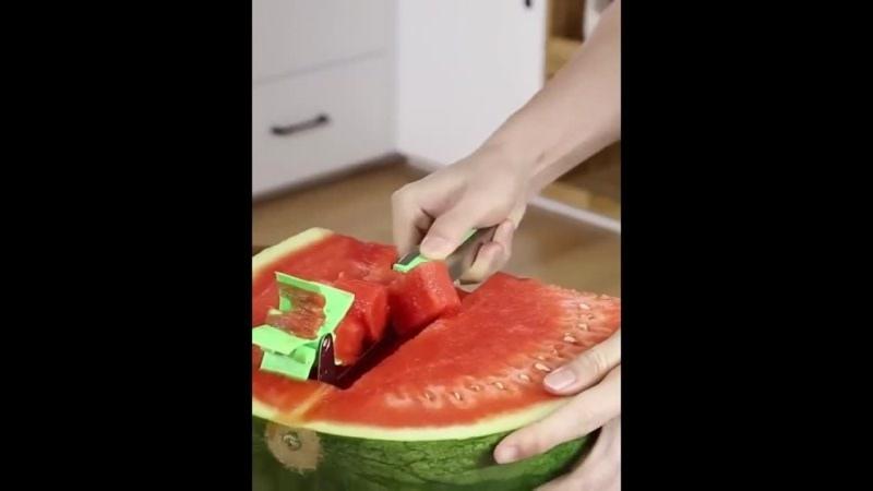 Нож для арбуза yj lkz fh,epf